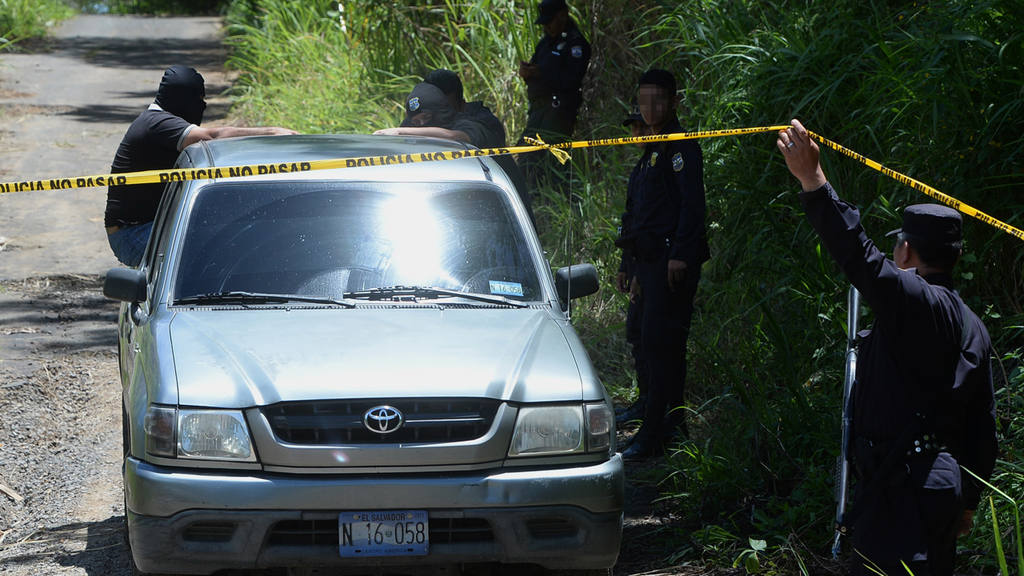 Doble Homicidio Finca La Paz Cojutepeque Km33 Panamericana. Feminicidio