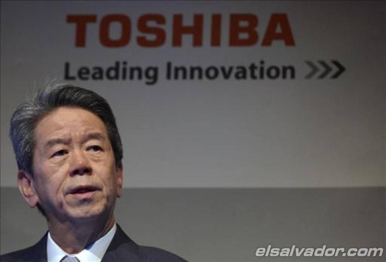 Presidente de Toshiba, Hisao Tanaka