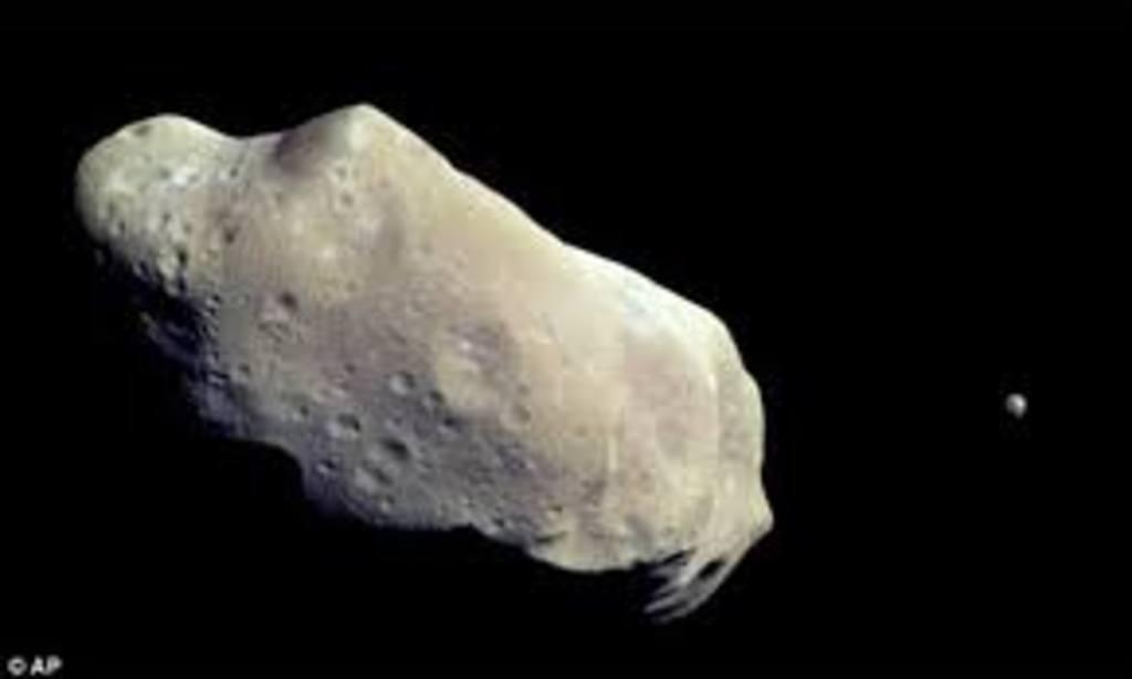 Cometa formado por piedras preciosas pasará cerca de la Tierra