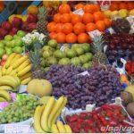 Nutrición, frutas, alimentación
