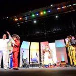 Los niños vallenatos de Colombia