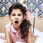Procura que tus hijos aprendan que no es necesario levantar la voz