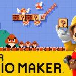 """Nintendo se alía a Facebook para probar """"Super Mario Maker"""""""