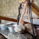 La salvadoreña artesana del queso