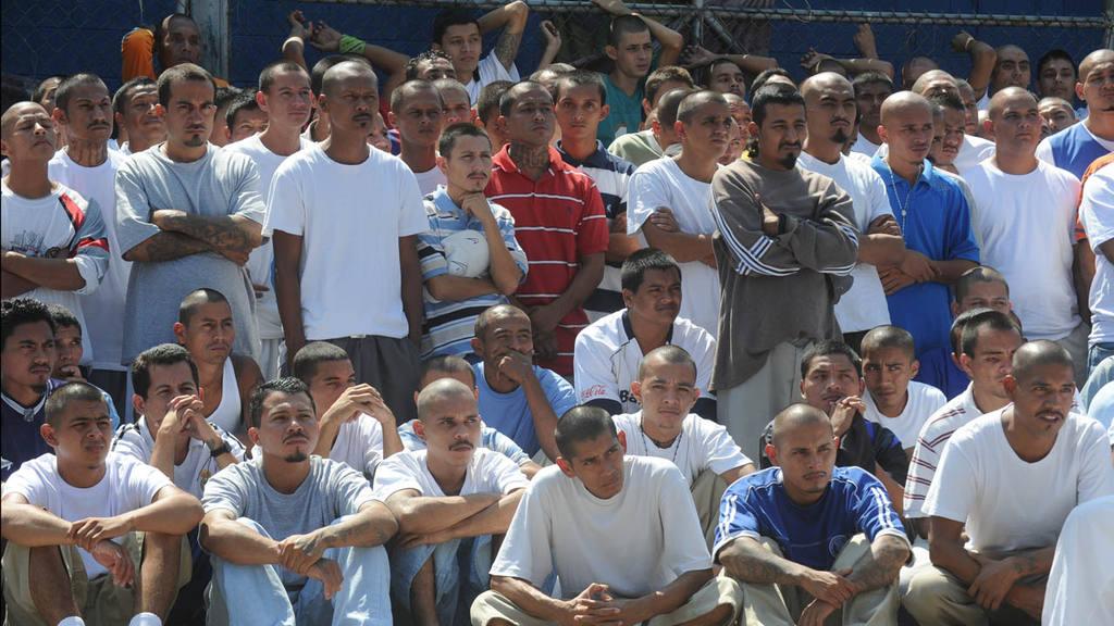 Misa en Penal de Barrios