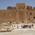 Templo de Baal, Palmira, SIria.