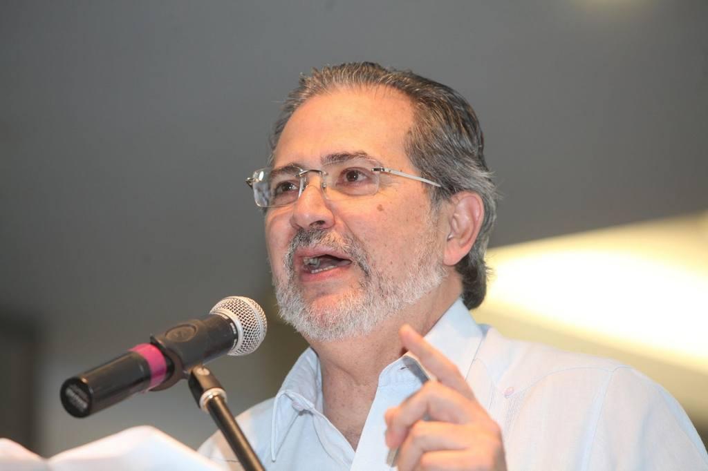 Miguel Henrique Otero, jefe editor del diario El Nacional.