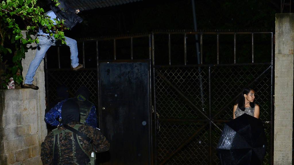 dos pandilleros de la 18 perdieron la vida en cantón Tula.
