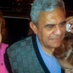 Raúl Baduel y familia