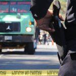 Triple homicidio en bus ruta 203, en kilometro 37, Cantón Tres Ceibas, Armenia, Sonsonate.