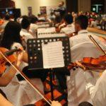 Orquesta Sinfónica Juvenil Compassion. El Salvador. Concierto