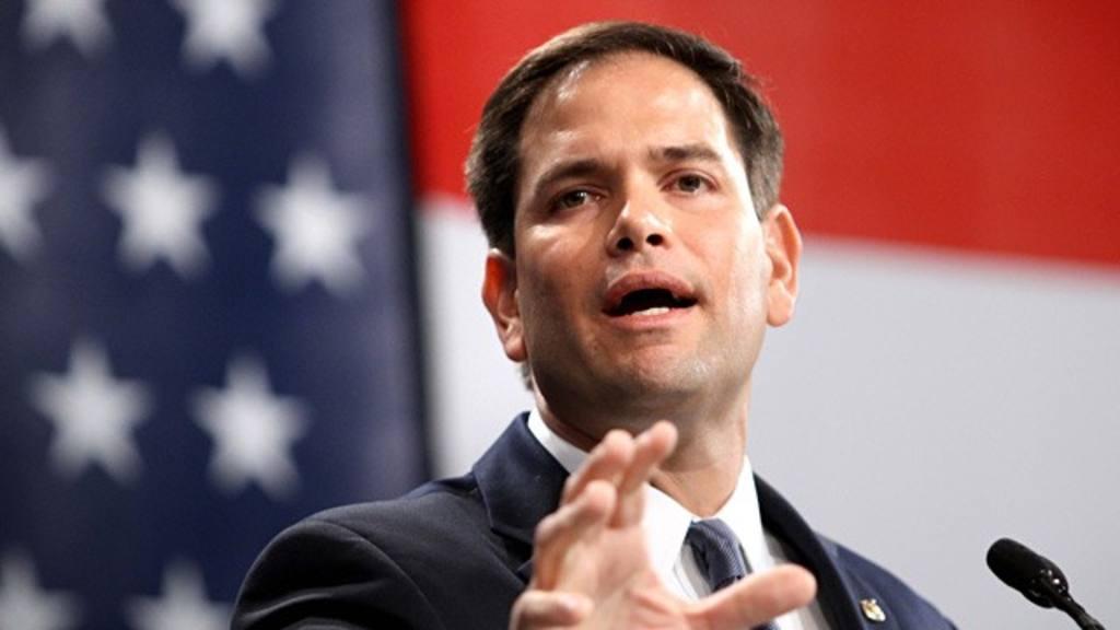 Marco Rubio, senador republicano.