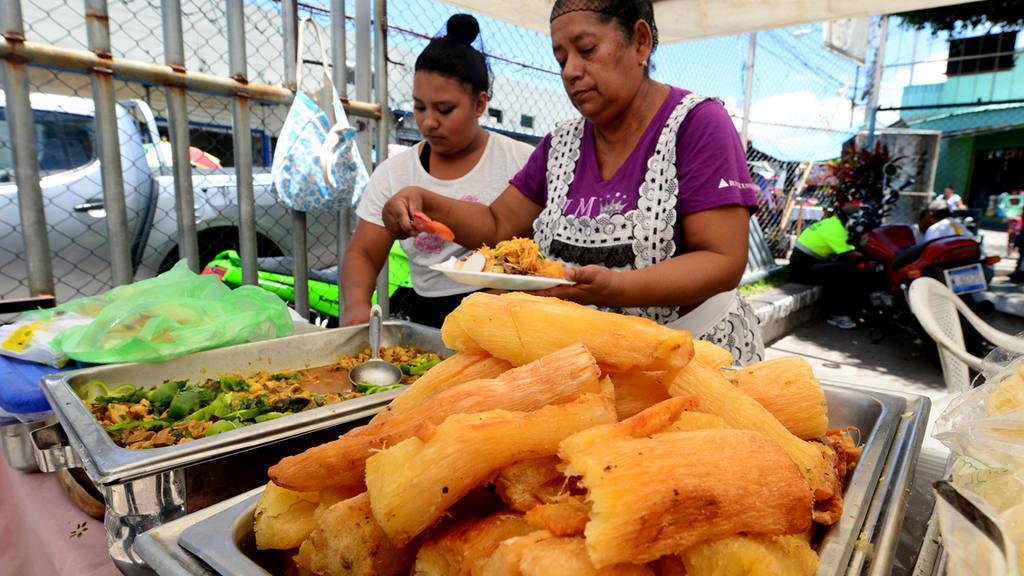 Inicio de fiesta en Mejicanos