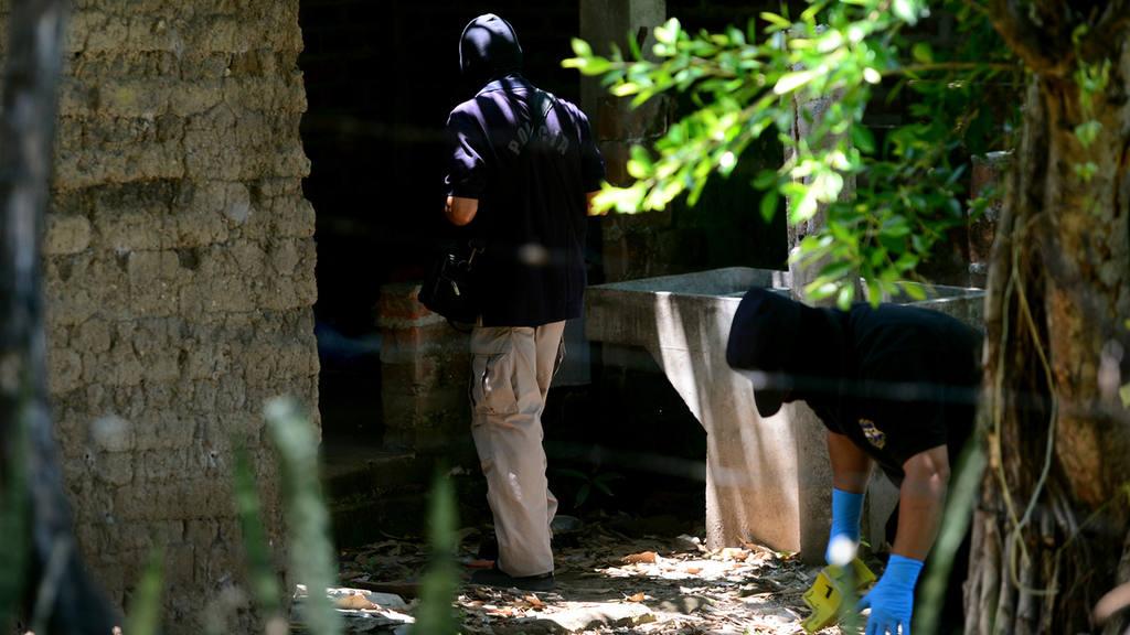 Triple homicidio en Canton Colima, Suchitoto.