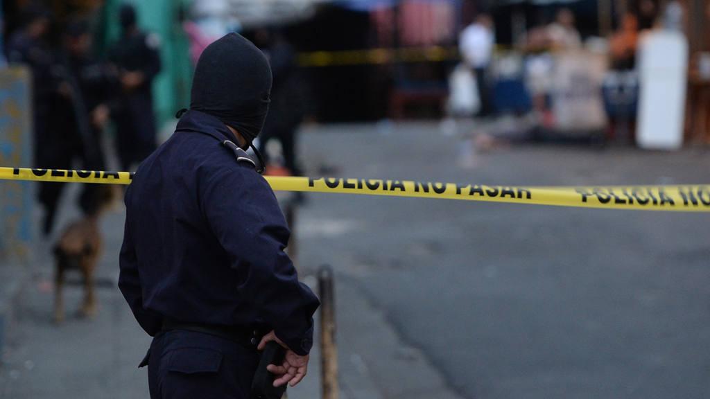 San Salvador entre ciudades más violentas