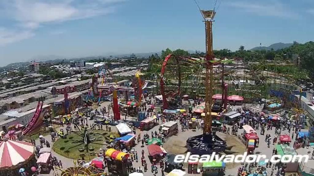 5 Juegos Mecanicos Extremos Que No Debes Perderte En La Feria