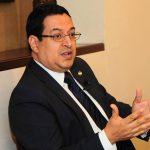 Entrevista con Rodolfo Gonzalez Magistrado de la sala de lo constitucional Corte Suprema de Justicia.