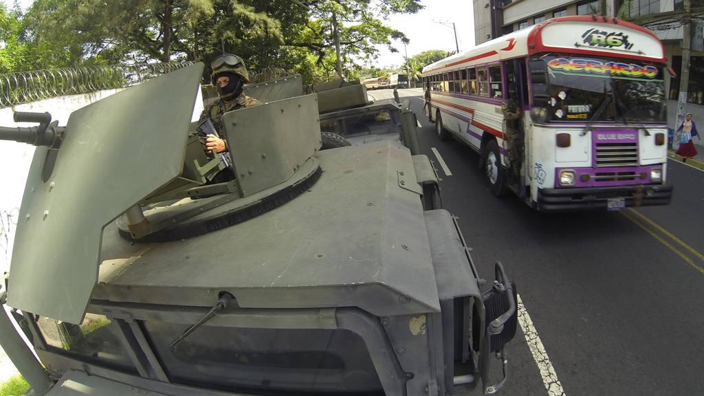 Seguridad en unidades de  transporte