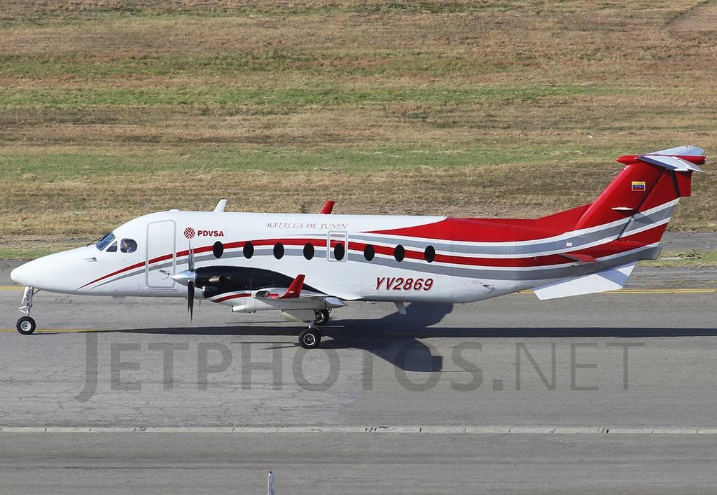 Timochenko llegó a Cuba en el YV 2869 de PDVSA.
