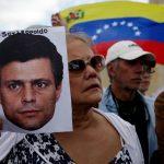 Protesta por la libertad de Leopoldo López