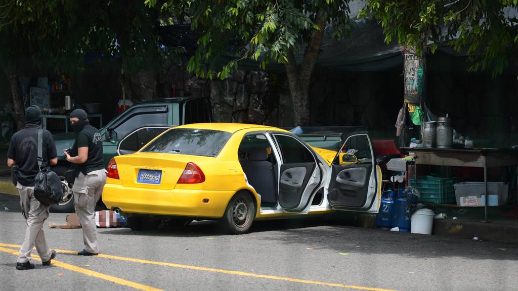 Dos supuestos pandilleros de la ms, fueron abatidos al enfrentarse con agentes de la PNC