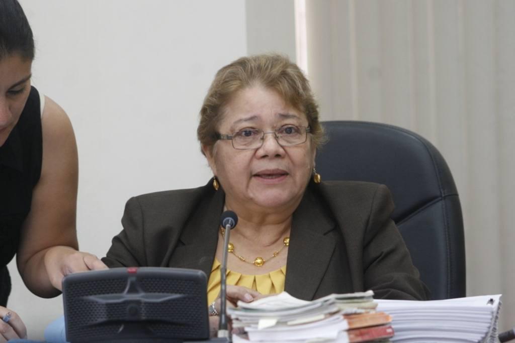 Jueza Marta Sierra de Stalling.