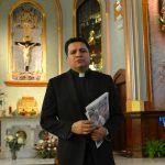 El sacerdote salvadoreño Evelio Menjívar.