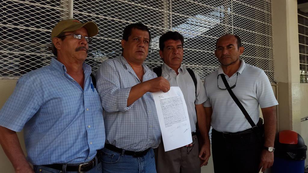 Los motoristas afectados asistieron a dos audiencias convocadas por el Ministerio de Trabajo, pero la parte patronal no asistió.