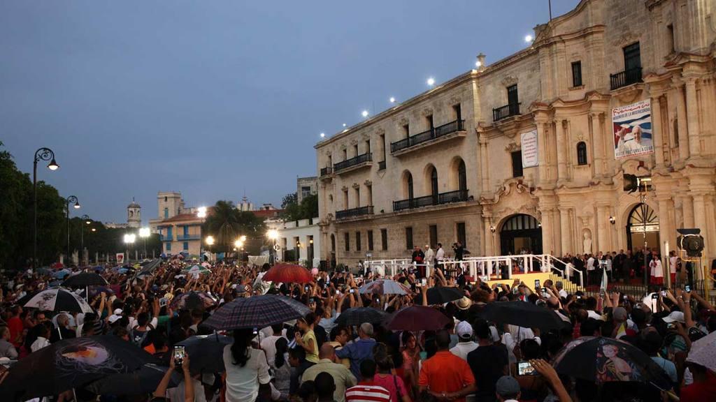 VISITA DEL PAPA FRANCISCO A CUBA