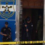 El agente Miguel Ángel Pérez fue asesinado dentro del puesto policial de San Ignacio, Chalatenango.