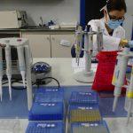 Equipo de última tecnología para analizar las muestras de ADN.