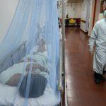 Dengue e incremento consulta pediatria por enfermedades respiratorias Zacamil