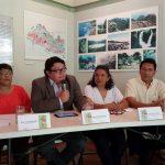 Conferencia de prensa Congreso de Botánica