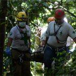 Dos Mujeres fueron encontradas a la orilla de la quebrada Las Lajas en la comunidad Istmania de la colonia Escal?n
