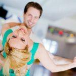 Alexander Klaws trains for Let's Dance