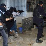 una  policia asesinada en Zacatecolucas.