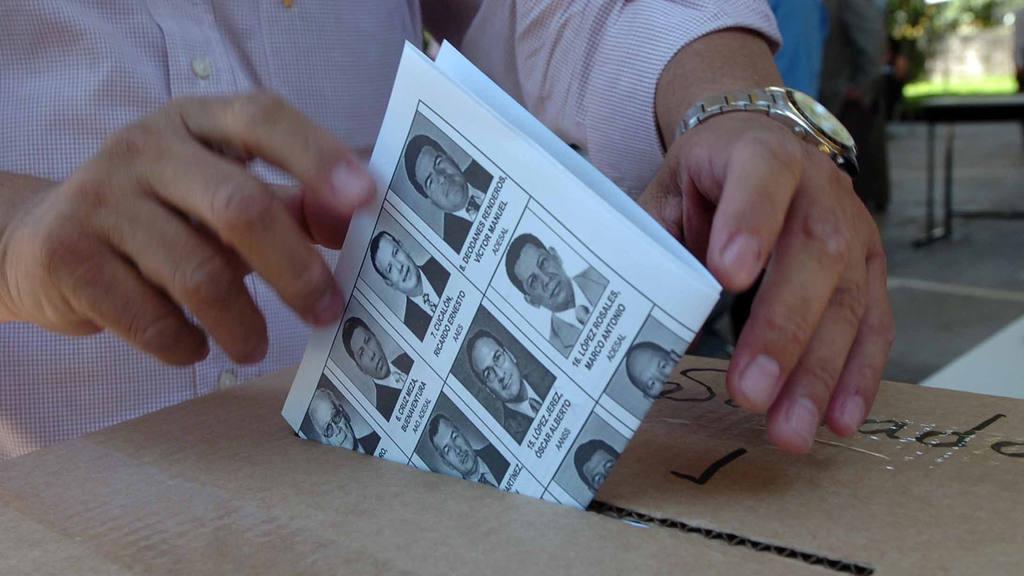 Elecciones CNJ