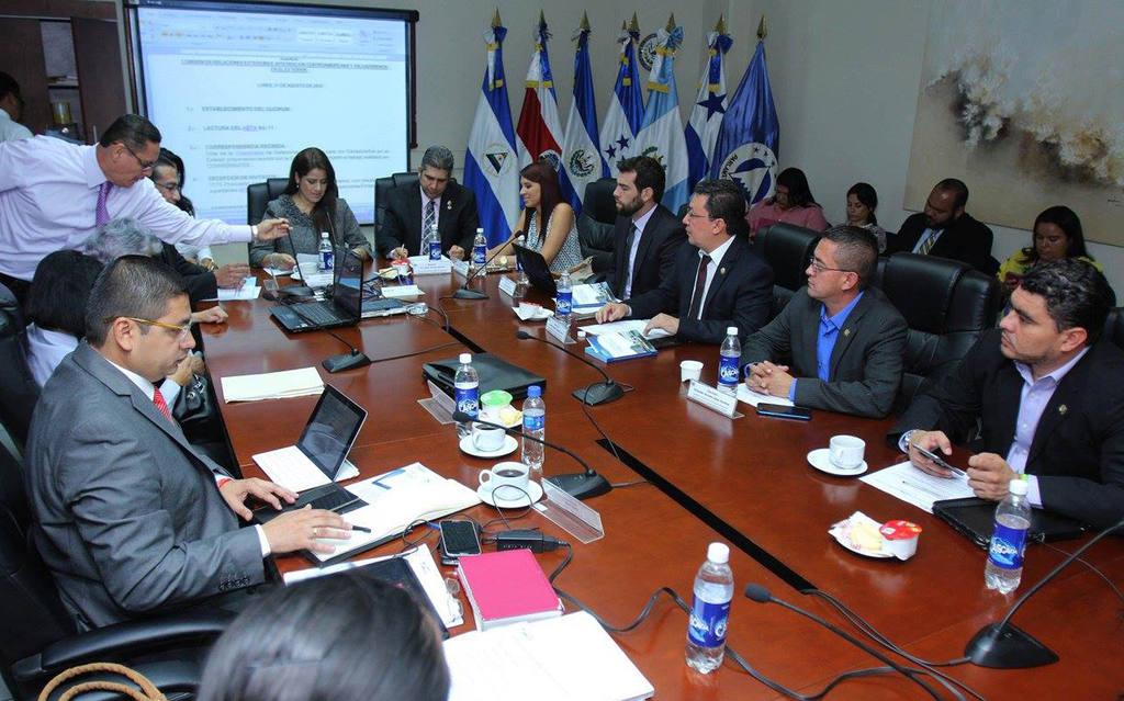 Comisión de Relaciones Exteriores, Asamblea Legislativa