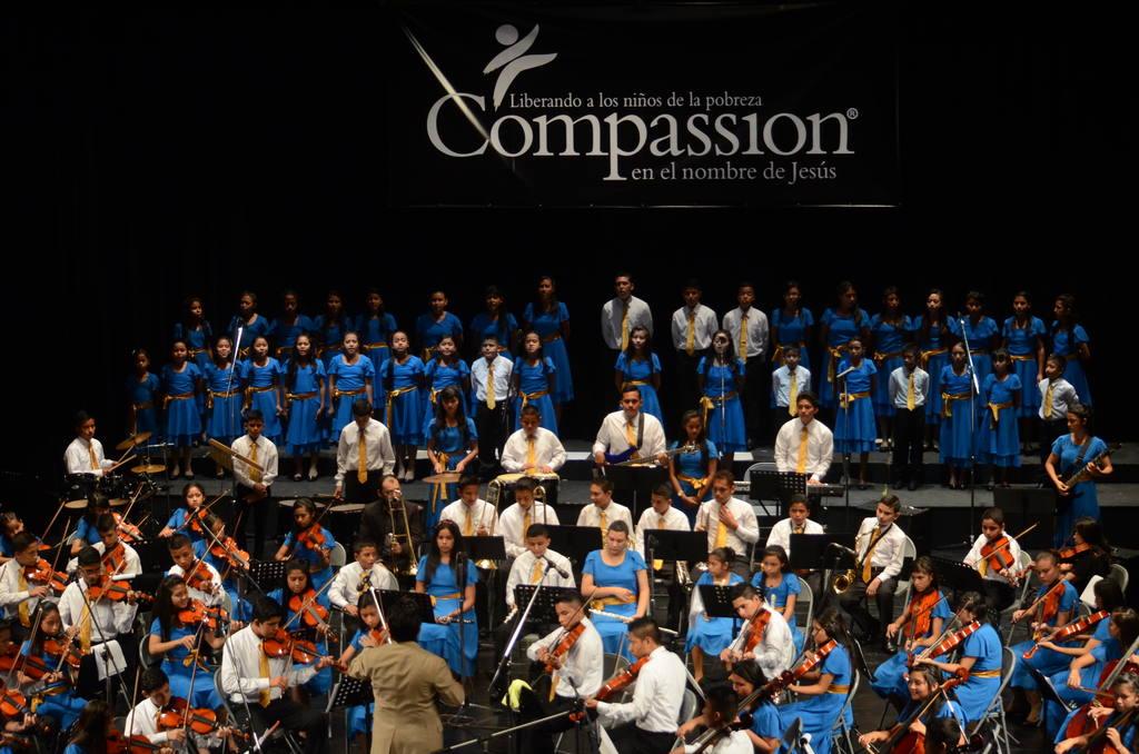 Orquesta Sinfónica Juvenil Compassion