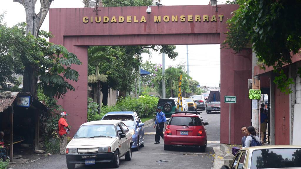 Fachada Ciudadela Monserrat