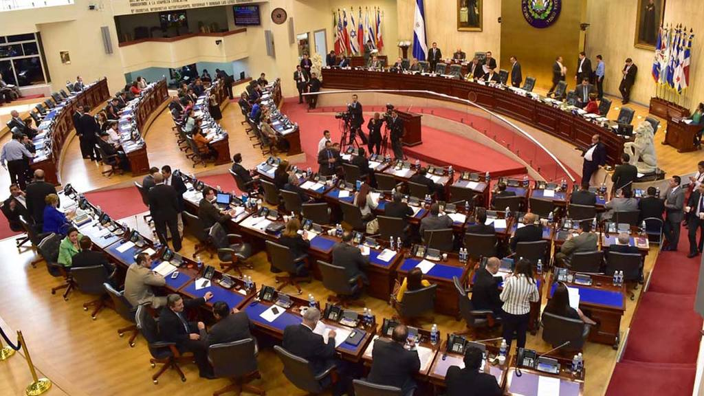 Diputados de la Asamblea Legislativa