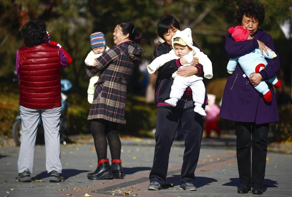 El gobierno chino decidió suspender la política de hijo único