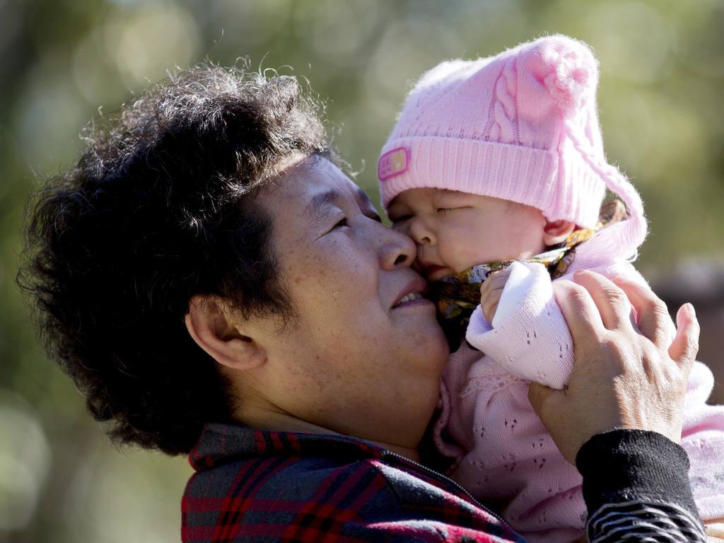 China terminó con la política del hijo único.