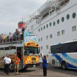 El barco de la paz (Crucero)