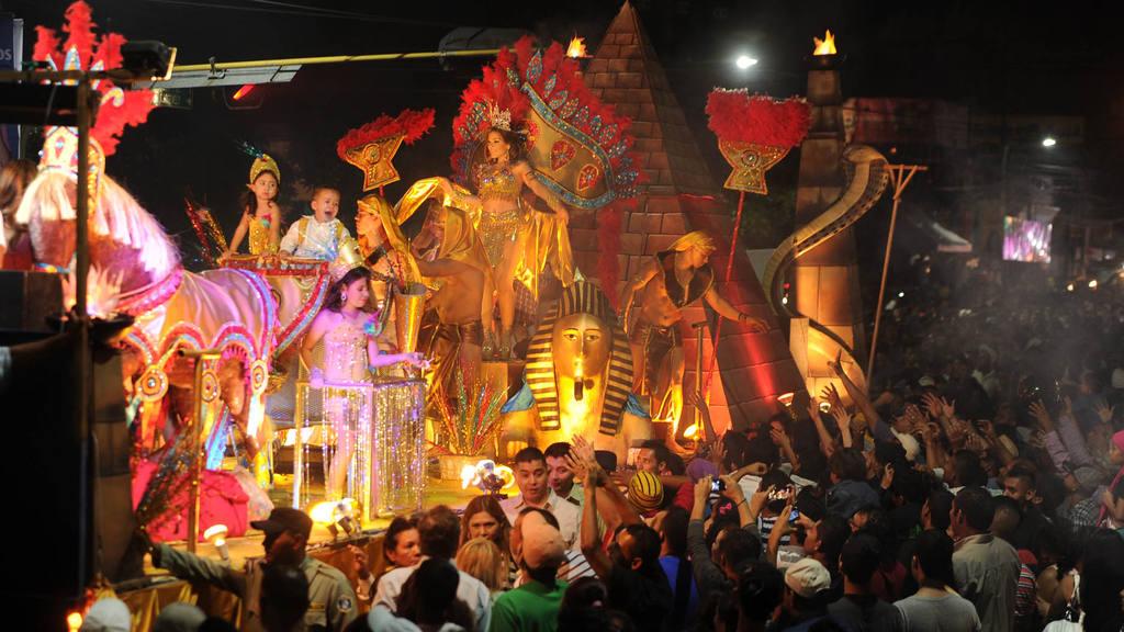 Carnaval San Miguel