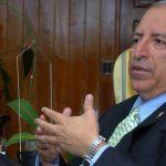 Sigfrido Reyes,  ex Presidente de la Asamblea Legislativa