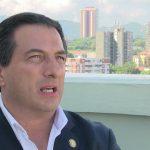 Diego Salgado, legislador de Ecuador