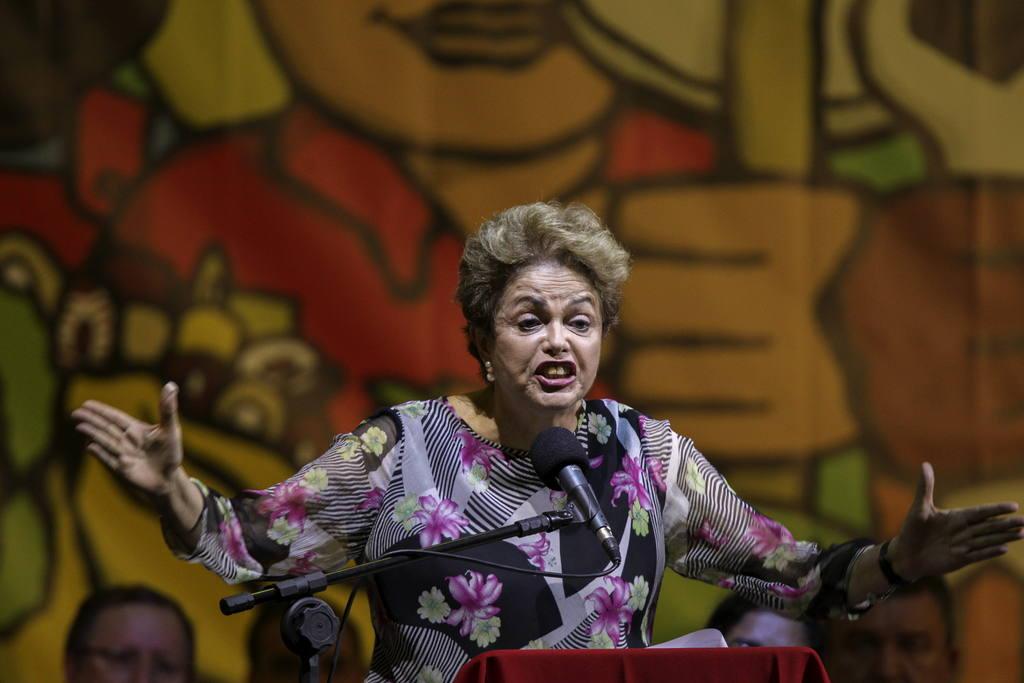 Presidenta brasileña Dilma Rousseff.