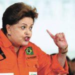 La presidenta Dilma Rousseff.