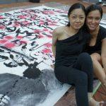 Judith Umaña se especializó en Kyoto, Japón. Busca desarrollar las artes visuales en el país.